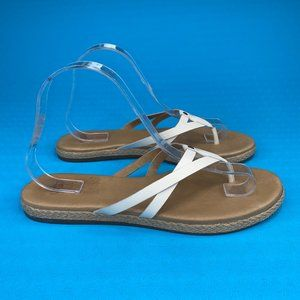 UGG 1017616 Annice Leather Thong Sandals Size US 9